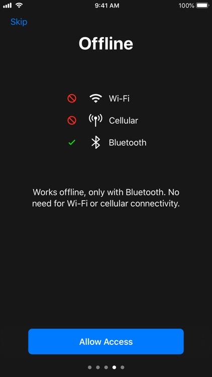 Berkanan Messenger screenshot-3