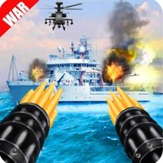 Activities of Warship Sea Battle Shooot 2018