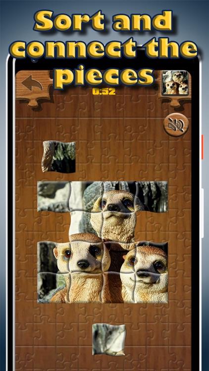 Jigsaw Puzzle: Photo Art screenshot-3