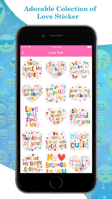 Valentine Day Naughty Emojis screenshot two