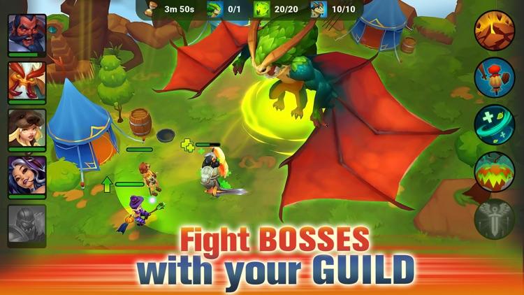 Summon Age: Heroes Idle RPG screenshot-3