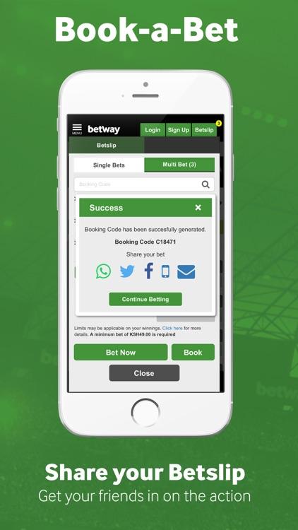 Betway sports betting kenya binary options trading strategies pdf editor