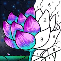 Paint by Number Coloring Games