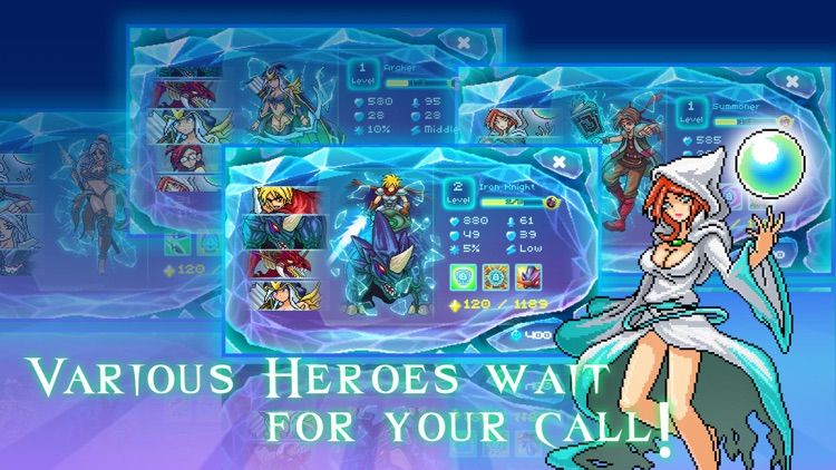 TD Quest-Tower Defense Games screenshot-4