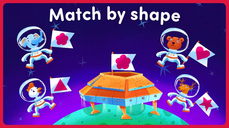 Match games for kids toddlers screenshot-4