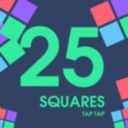 25 Squares - Tap Tap
