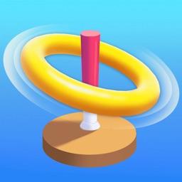 Lucky Toss 3D - Toss & Win Big