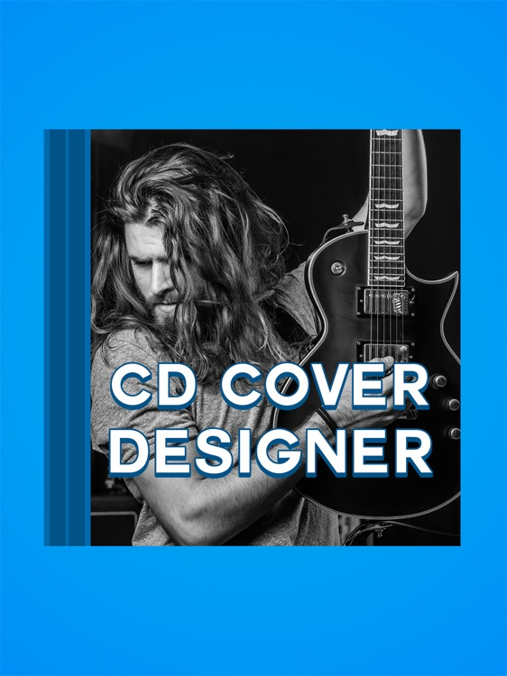 CD Cover Designer Pro screenshot-0