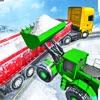 雪貨物トレーラートラックドライブ - iPhoneアプリ