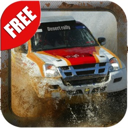 Outback Desert Rally FREE: Motorhead offroad Racing Champion