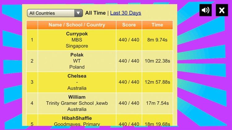 Arithmetic Wiz screenshot-4