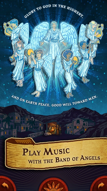 The Nativity Story Popup Mini screenshot-4