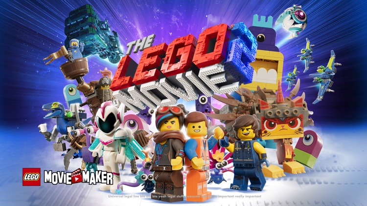THE LEGO® MOVIE 2™ Movie Maker screenshot-0