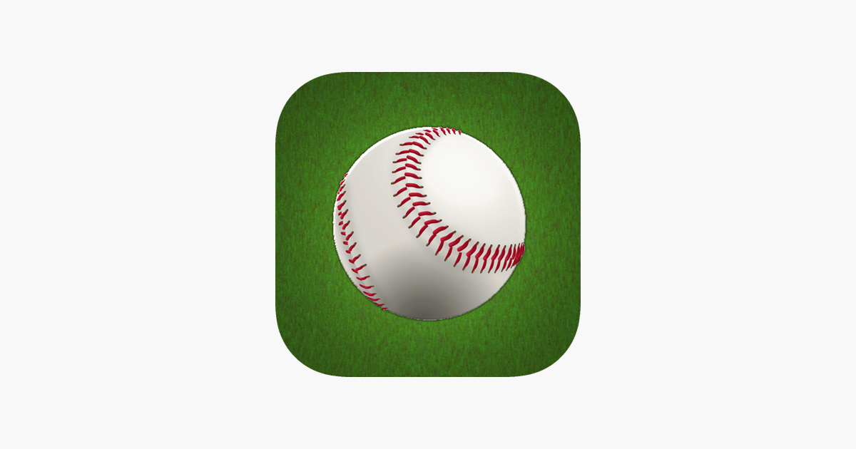 ‎Baseball Stats Tracker Touch