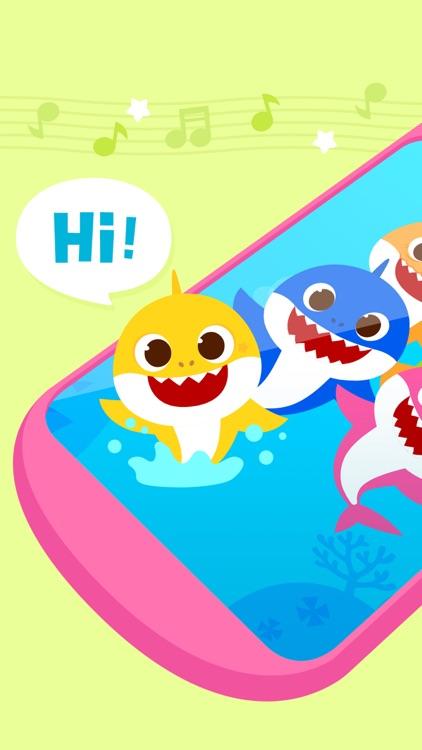 Pinkfong Baby Shark Phone screenshot-0