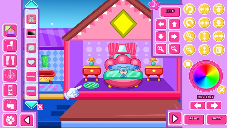 Home Design Decoration Games screenshot-3
