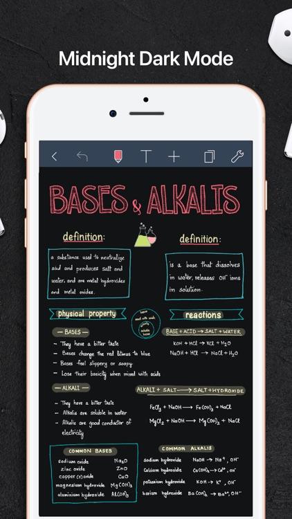 Noteshelf screenshot-5