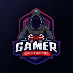 Banner Esport Maker For Gaming