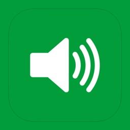 Sounds Effect Loudest Button