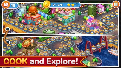Cook It: Cooking Frenzy Game 2 screenshot two