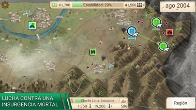 Screenshot for Rebel Inc. in Peru App Store