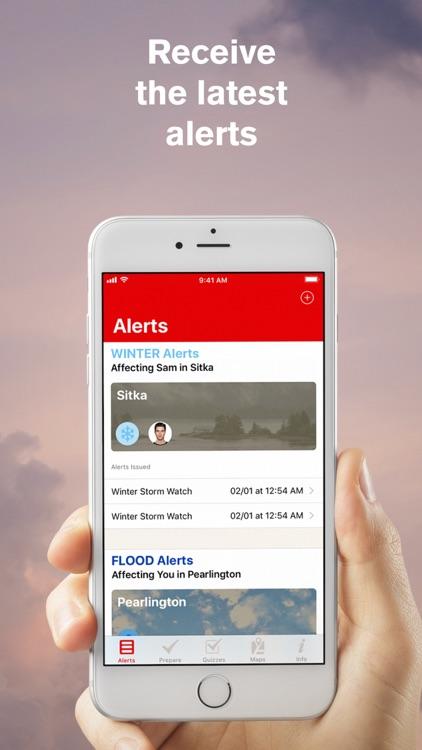 Emergency: Alerts screenshot-0