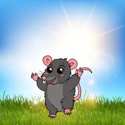 Mitzi Rat Emoji's
