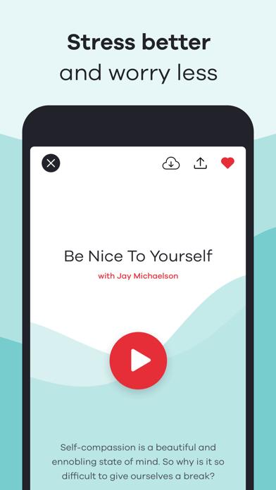messages.download Ten Percent Happier Meditation software