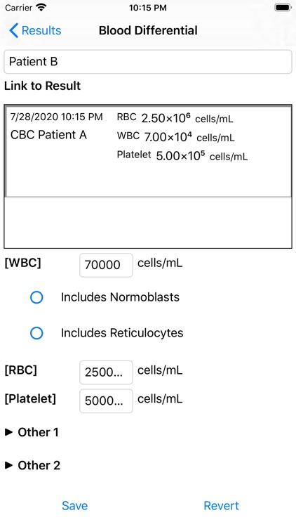 Hemocytometer Sidekick screenshot-5