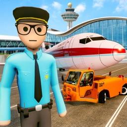Stickman Force -Airport Patrol