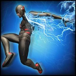 Superhero Flash injustice War