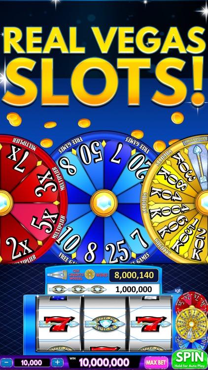 Spin Vegas Slots: VIP Casino