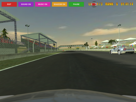 Sport Car Racer 3D screenshot 10
