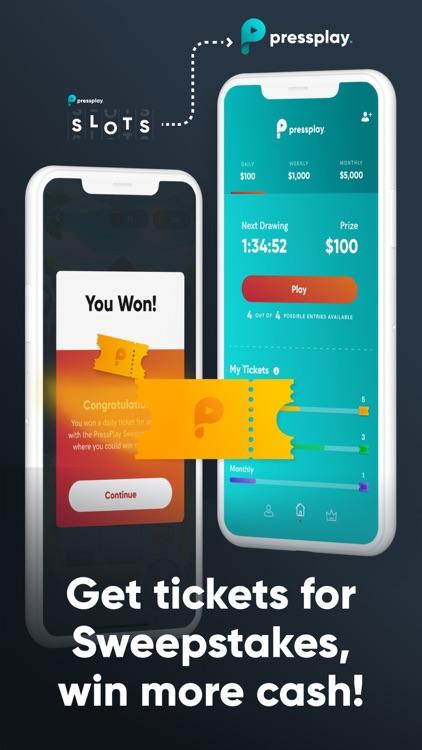 Press Play Slots - Win Money! screenshot-9