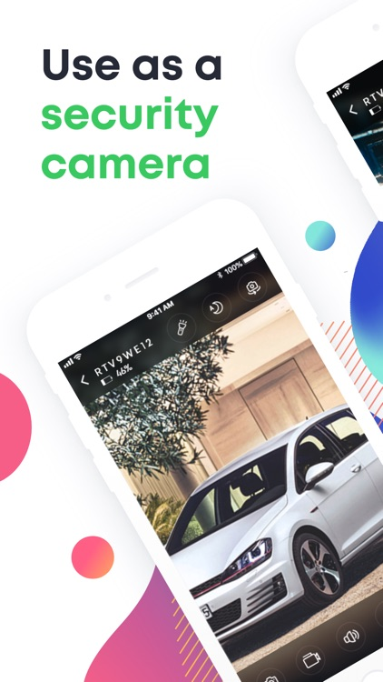 Cam&Cam PRO: baby monitor screenshot-3