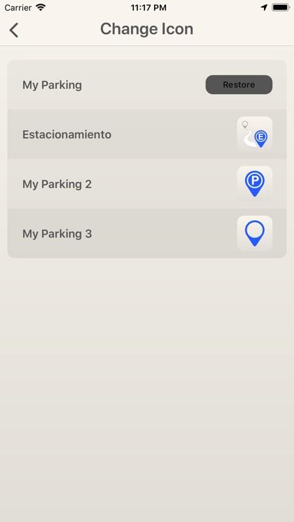 My Parking - Find Car screenshot-6