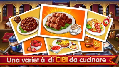 Screenshot of Cooking City - Gioco Cucina6