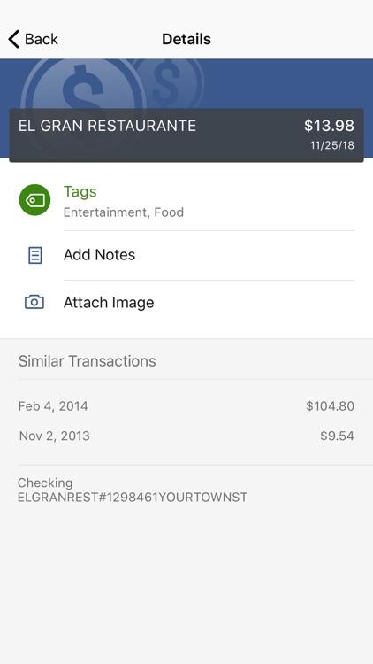 Simmons Bank screenshot-4
