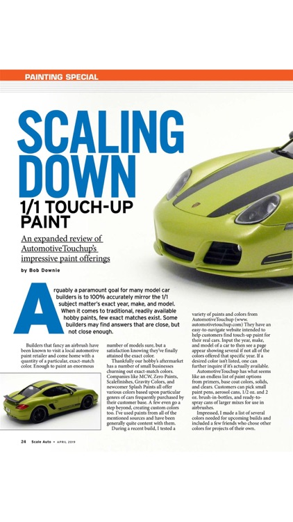 Scale Auto Magazine screenshot-4