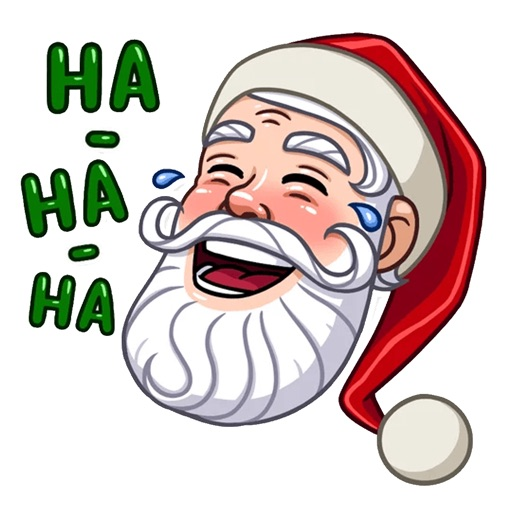 Santa Claus Emoji