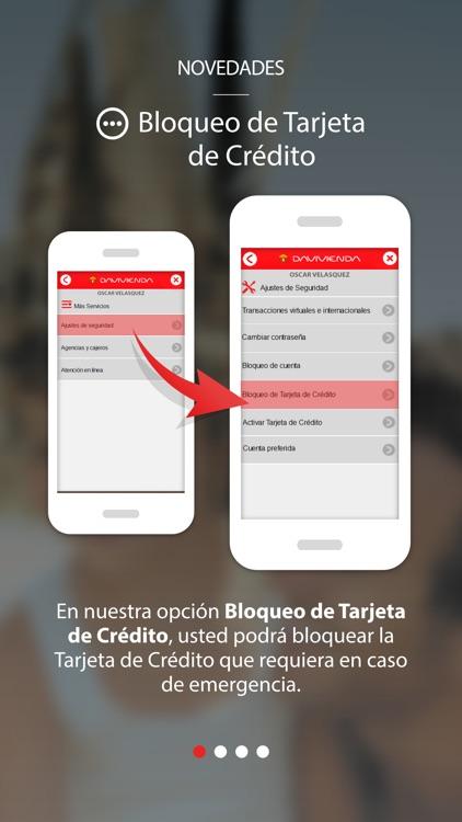 Davivienda Honduras screenshot-7