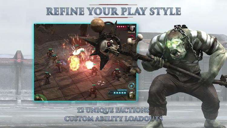 Warhammer 40,000: Regicide screenshot-3