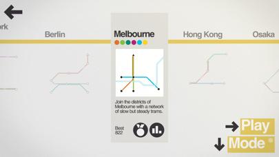 Mini Metro Screenshots
