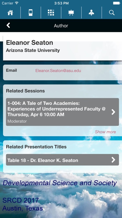 SRCD Events screenshot-3