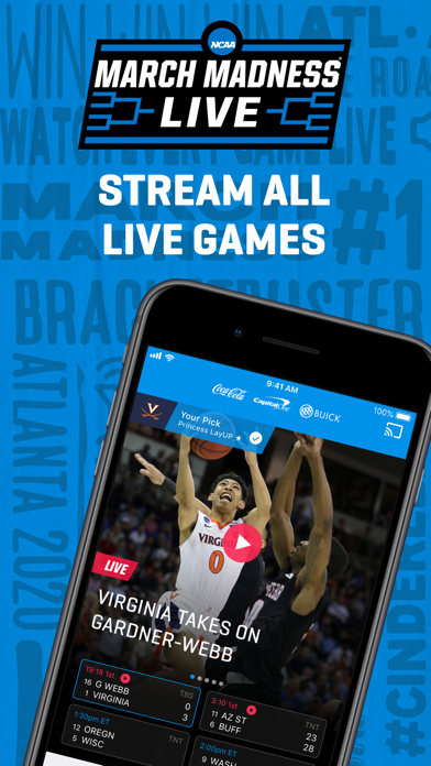 download NCAA March Madness Live for PC