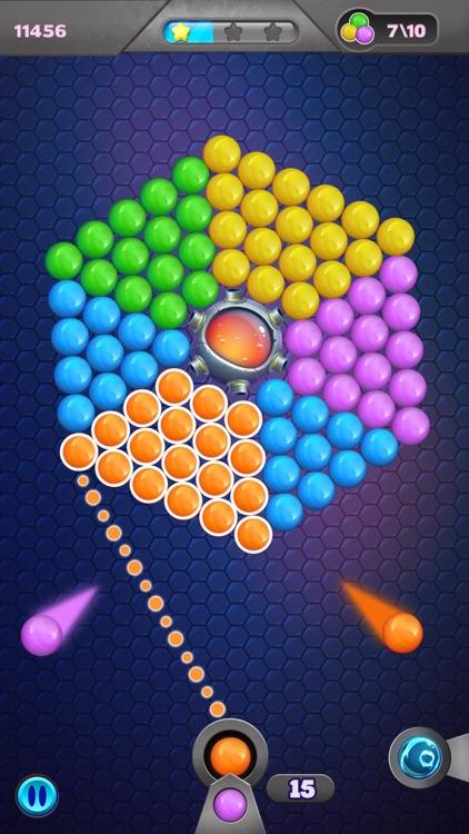 Bubble Pop Spinner screenshot-4