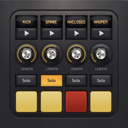 Ícone do app DM1 - The Drum Machine