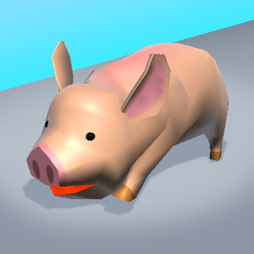 Pig Eats Man icon