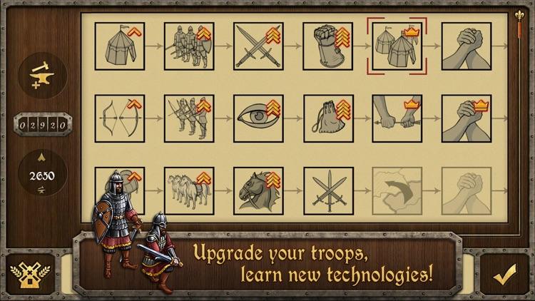S&T: Medieval Wars screenshot-4