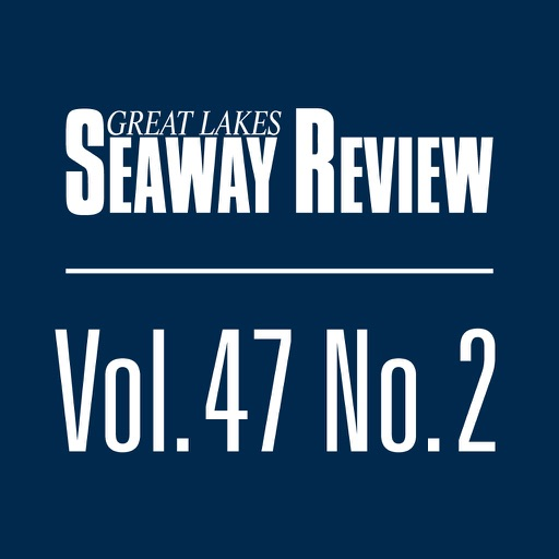 Seaway Review Vol 47 No 2